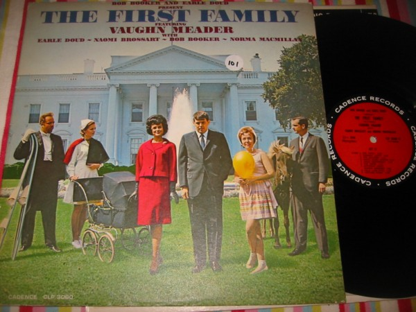 VAUGHN MEADER - THE FIRST FAMILY - CADENCE
