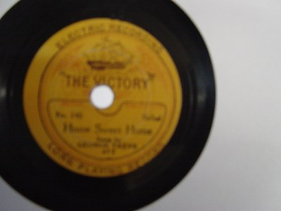 Victory Records 145 - GEORGE PAYNE - HOME SWEET HOME