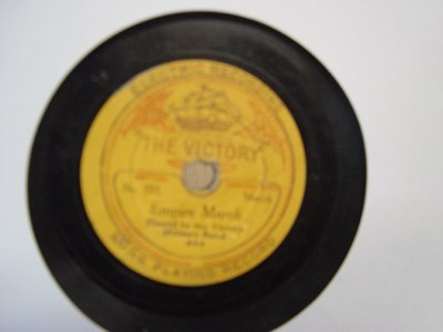 Victory Records 251 - M. Baker & Victory Military Band