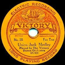 Victory Records 121 - Jim Kellehers Piccadilly /Cavalotti Saxop