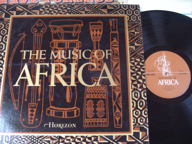 VARIOUS ARTISTS - MUSICA OF AFRICA - HORIZON BBC