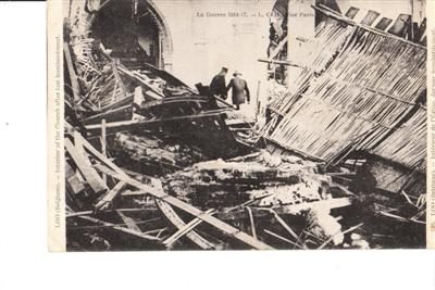 LOO CHURCH BOMBING - BELGIUM
