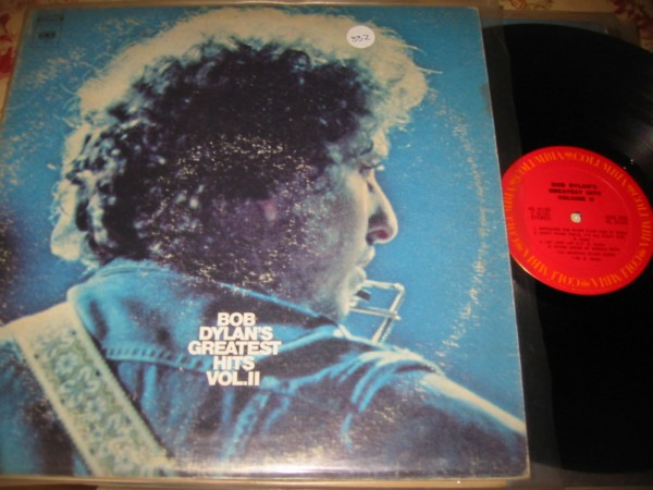 BOB DYLAN - GREATEST HITS VOL 2 - COLUMBIA { Z 332