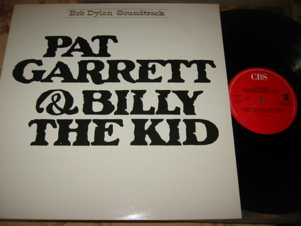 BOB DYLAN - PAT GARRETT & BILLY KID - CBS { Z 339