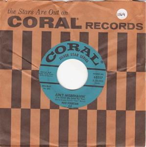 PETE FOUNTAIN - AINT MISBEHAVIN - CORAL { 1164