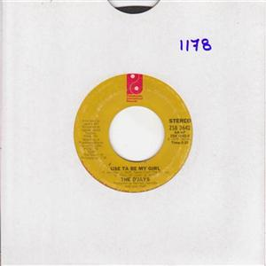 THE O'JAYS - THIS TIME BABY - PHILADELPHIA { 1178