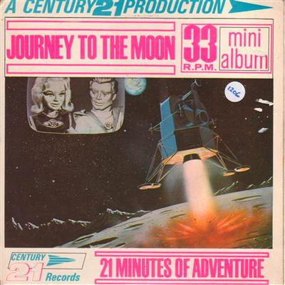 STINGRAY - JOURNEY TO MOON - CENTURY 21 { 1206