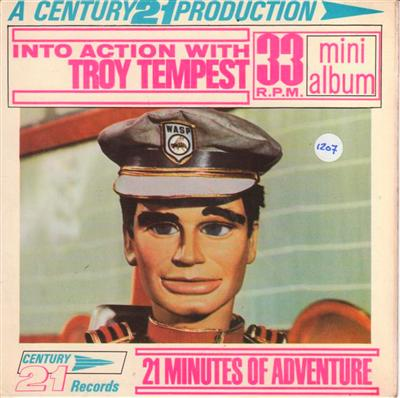 STINGRAY - ACTION ROY TEMPEST - CENTURY 21 { 1207