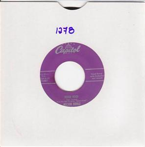 NELSON RIDDLE - ROBIN HOOD - CAPITOL { 1278