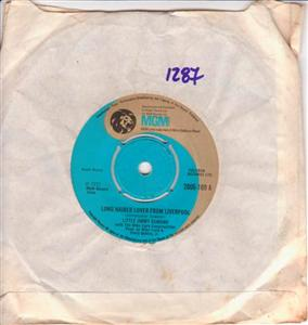 JIMMY OSMOND - LONG HAIRED LOVER - MGM { 1287