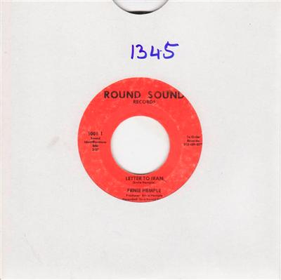 ERNIE HEMPLE - LETTER TO IRAN - ROUND SOUND 1345