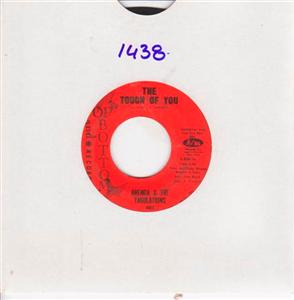 BRENDA & THE TABULATIONS - TOUCH OF YOU - TOP BOTTOM 1438