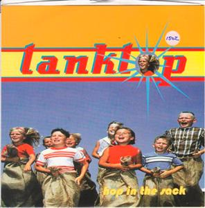 TANKTOP - HOP IN THE SACK - PERPOSTHUMOUS - { 1502