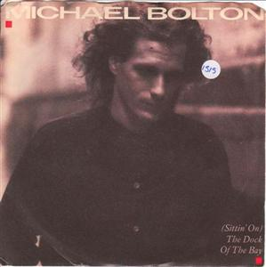 MICHAEL BOLTON - DOCK OF THE BAY - COLUMBIA { 1515