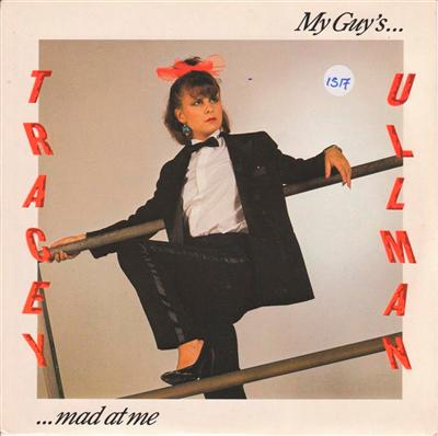 TRACY ULMANN - MY GUY - STIFF RECORDS { 1517