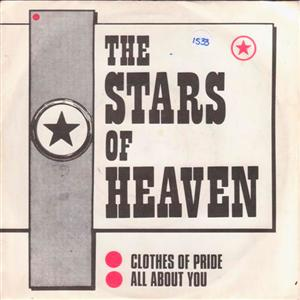 STARS OF HEAVEN - HOTWIRE RECORDS { 1533