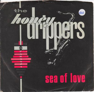 THE HONEY DRIPPERS - SEA OF LOVE - ESPARANZA { 1541