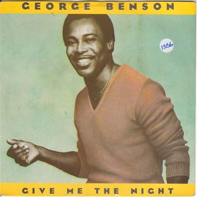 GEORGE BENSON - GIVE ME THE NIGHT - QWEST 1556