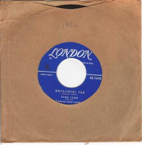 VERA LYNN - SUCH A DAY - LONDON 1642 { 1724