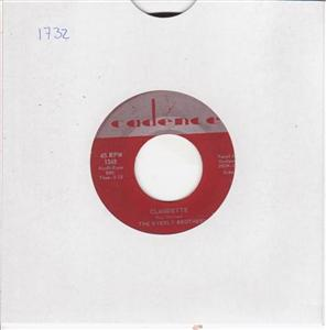 EVERLY BROTHERS - ALL I HAVE DREAM - CADENCE 1348 { 1732