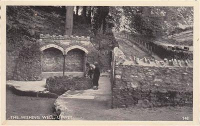 THE WISHING WELL , UPWEY