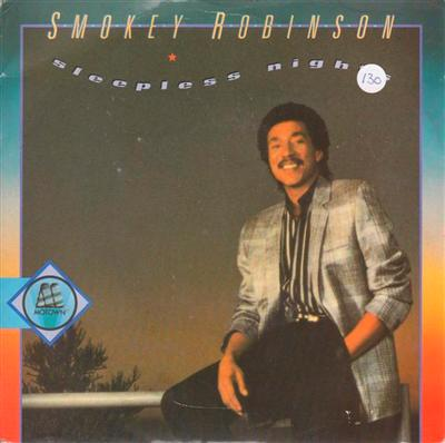 SMOKEY ROBINSON - SLEEPLESS NIGHT - MOTOWN 1985
