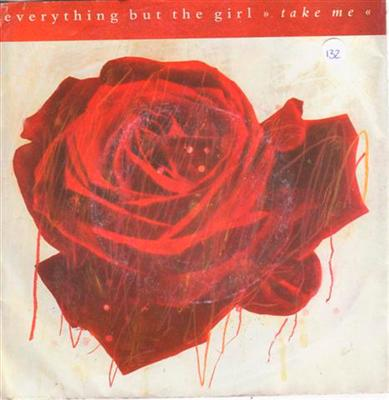 EVERYTHING BUT THE GIRL - TAKE ME - WEA 1990