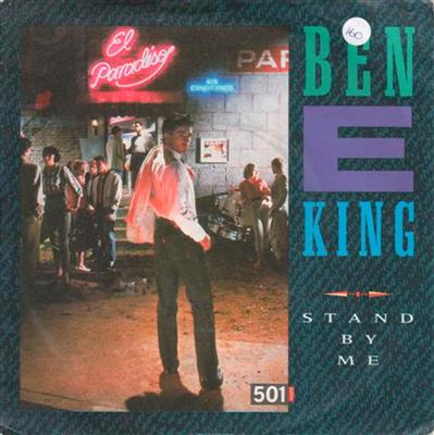 BEN E KING - STAND BY ME - 1987 PS { 160
