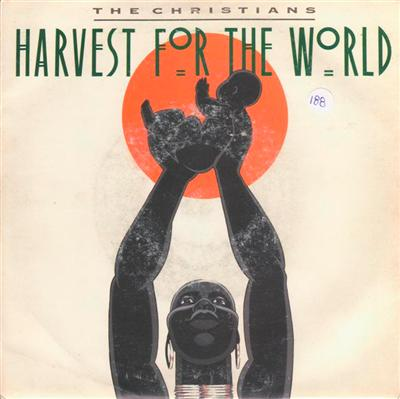 THE CHRISTIANS - HARVEST FOR THE WORLD { 188