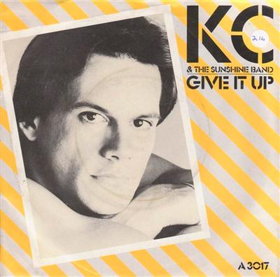 K C & SUNSHINE BAND - GIVE IT UP { 216