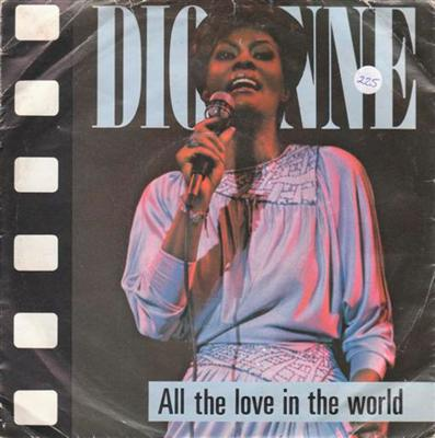 DIONNE WARWICK =- ALL THE LOVE IN THE WORLD { 225