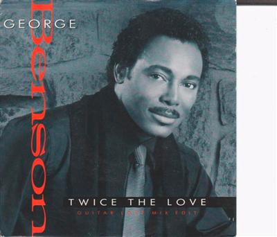 GEORGE BENSON - TWICE THE LOVE { 233