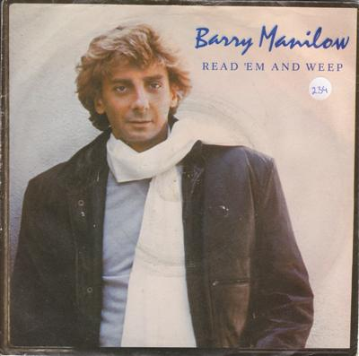 BARRY MANILOW - READ 'EM AND WEEP { 234