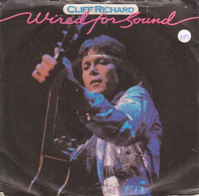 CLIFF RICHARD - WIRED FOR SOUND { 239