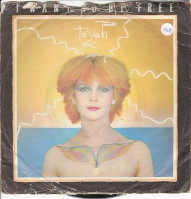 TOYAH - I WANT TO BE FREE { 248