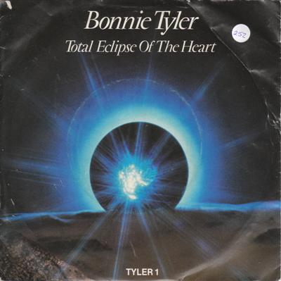 BONNIE TYLER - TOTAL ECLIPSE OF THE HEART { 252