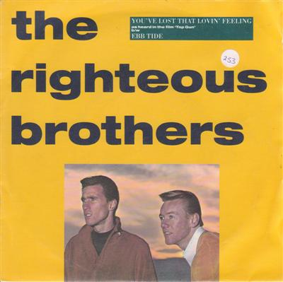 THE RIGHTEOUS BROTHERS - LOST THAT LOVIN FEELING { 253