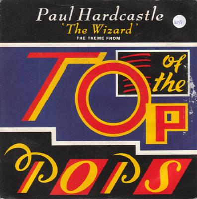 PAUL HARDCASTLE - THE WIZARD { 259