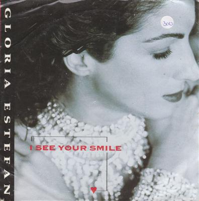 GLORIA ESTAFAN - I SEE YOUR SMILE - EPIC 1989