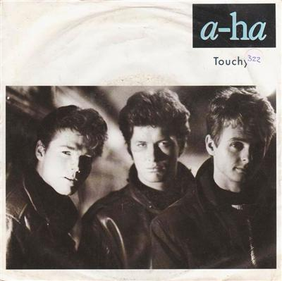A - HA - TOUCHY 1988