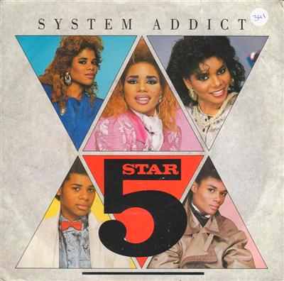 5 STAR - SYSTM ADDICT - TENT 1985
