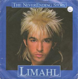 LIMAHL - NEVER ENDING STORY - EMI 1984