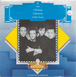 ULTRAVOX - VIENNA - OLD GOLD 1987