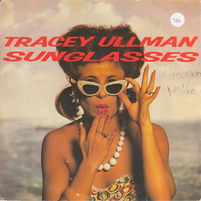 TRACY ULLMAN - SUNGLASSES STIFF 1984