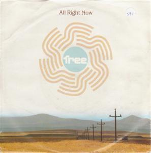 FREE - ALL RIGHT NOW - ISLAND 1991