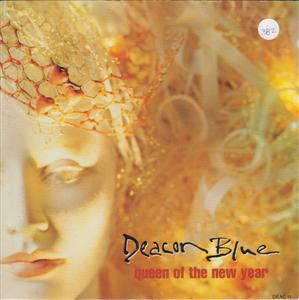 DEACON BLUE - QUEEN OF THE NEW YEAR - CBS 1989