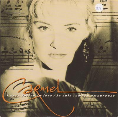 CARMEL - I HAVE FALLEN IN LOVE - LONDON 1989