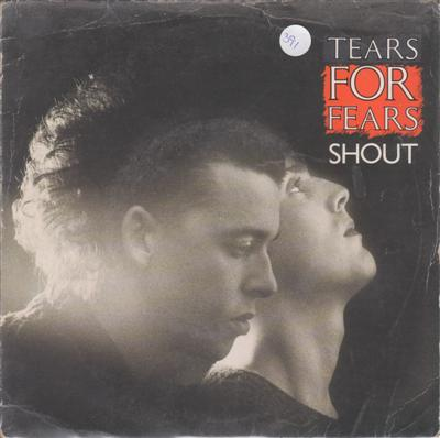 TEARS FOR FEARS - SHOUT - MERCURY 1984