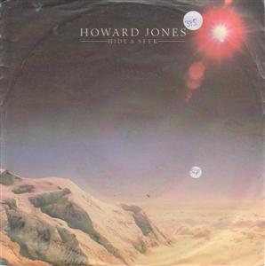 HOWARD JONES - HIDE & SEEK - WEA 1984