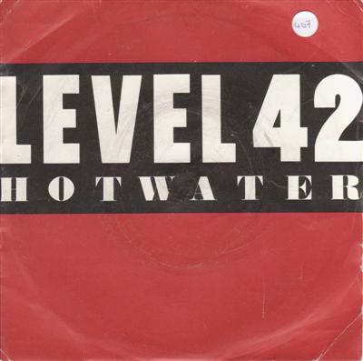 LEVEL 42 - HOTWATER - POLYDOR 1984